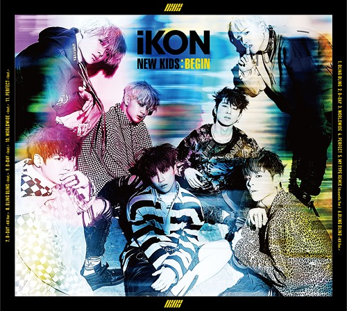 iKON Tops Tower Records Weekly Chart