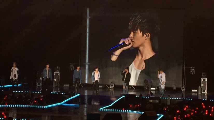 iKON impresses on MOVE TO MUSIC