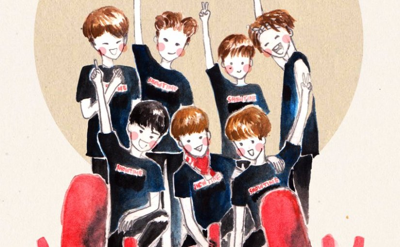 iKON FAN ART, LABOR OF LOVE