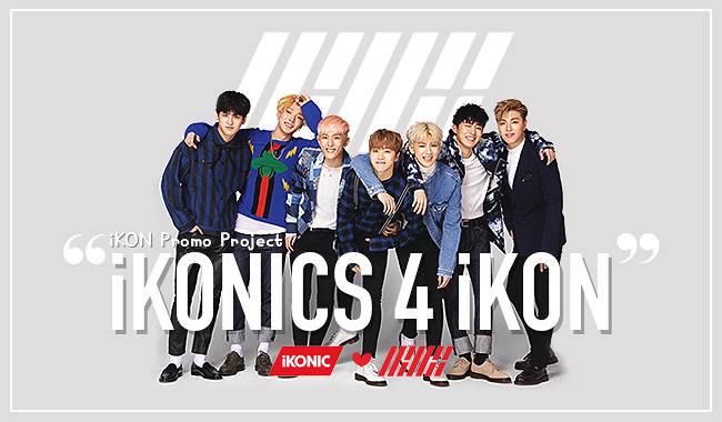 iKON fundraising project – it is time to donate!