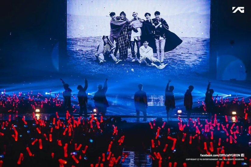 "iKON successfully scores all-kill 10 days after releasing ""Love Scenario""!"