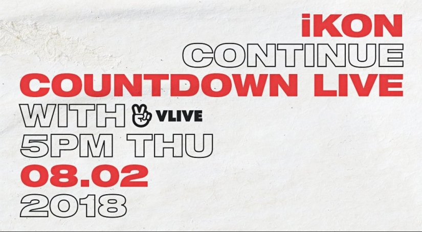 Continue Countdown Live