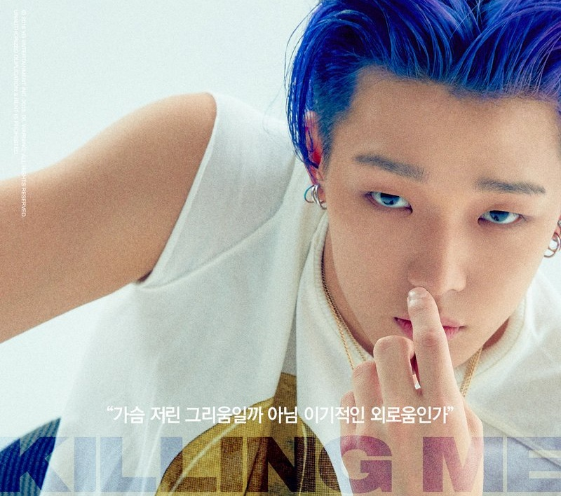 Bobby is telling us to come closer in his individual teaser