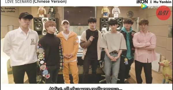 [ENG SUB] Love Scenario Chinese version BTS