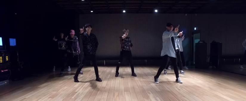 iKON surprises iKONICs with dance practiceteaser