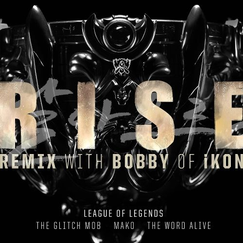 [Naver] League of Legends World Cup theme song remix version by Bobby is revealed.
