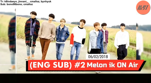 [ENG SUB] iK ON AIR MELON EPISODE 2